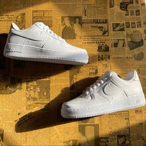 Nike WMNS Air Force 1 '07 White White